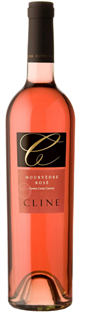 Cline Cellars Mourvedre Rose 2013 750ml - Case of 12